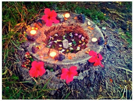 Natural Earth Altars