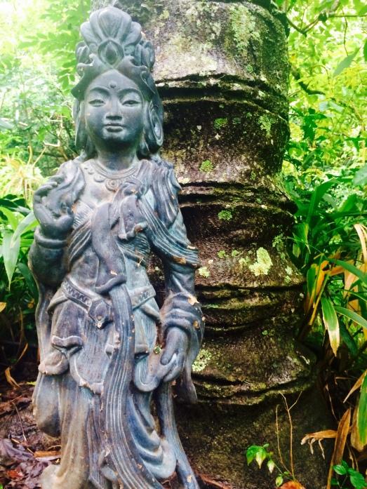 Sacred Garden Labyrinth walk
