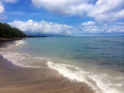 Oluwalu Black Sand Beach