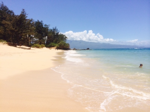 Paia Beach, North Shore Maui