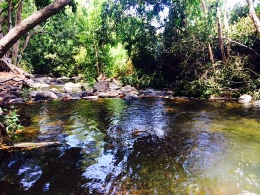 Oluwalu Creek