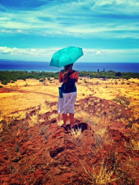 Oluwalu Sacred Site, Maui