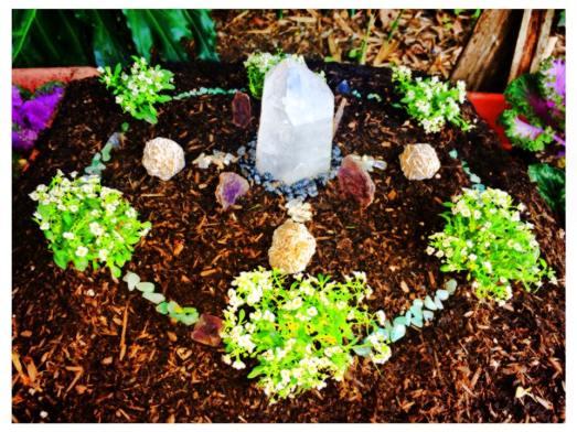 Living Earth Altars