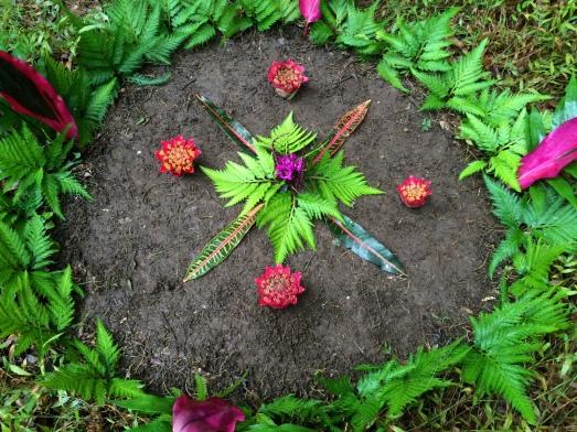 Sacred Land Blessing, Maui